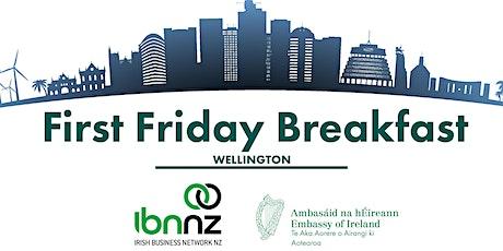Wellington First Friday Irish Breakfast November tickets