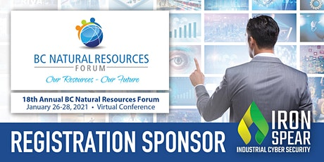 18th Annual BC Natural Resources Forum tickets