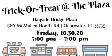 FREE  Halloween Trick-or-Treat  at the Bayside Bridge Plaza tickets