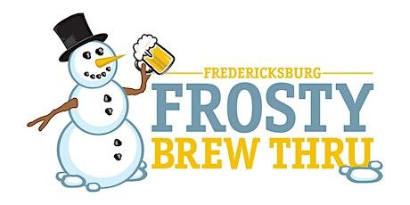 Frosty Brew Thru 2021 tickets
