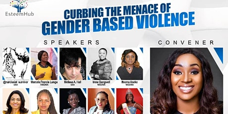 Curbing the Menace of Gender Based Violence tickets