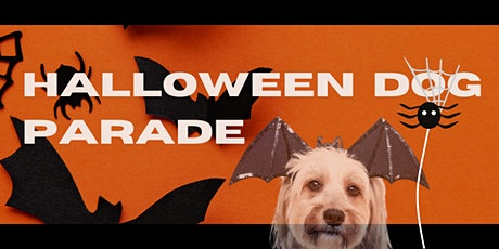 Halloween Dog Parade tickets