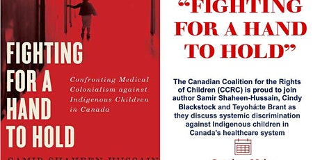 Confronting Medical Colonialism: Fighting for a Hand to Hold Book Launch tickets