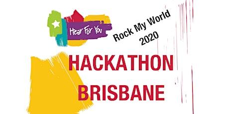 2020 Hear For You Hackathon - BRISBANE tickets