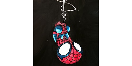 Learn to Draw Spiderman @2PM In-Person at Young Art Valley Fair tickets