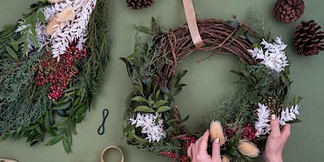 Holiday Wreaths WebJam tickets