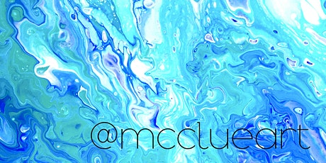 Acrylic Pouring for Beginners with Nicola McClue: Creative Hearts Art tickets