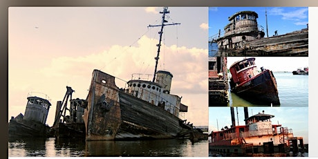 The Ship Graveyards of Staten Island Interactive Live Webinar tickets