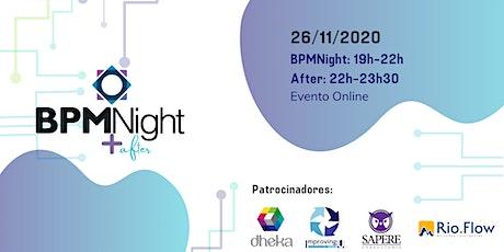 BPMNight + After - Rio de Janeiro ingressos