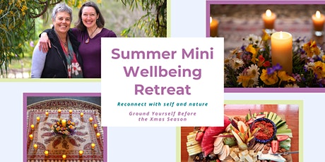 Summer Mini Wellbeing Retreat tickets