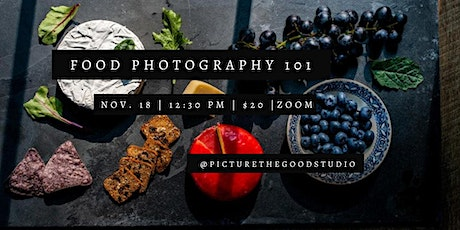 Food Photography 101 tickets