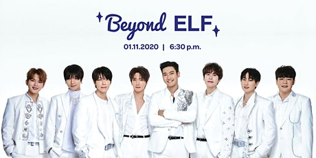 Beyond ELF - Super Junior 15to aniversario entradas