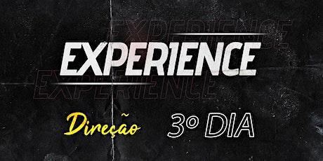 Experience - Dia 3 | 28/10 - 19h45 ingressos