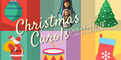 Christmas Carols at C3 tickets