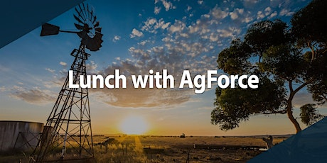 Lunch with AgForce
