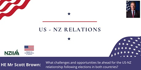 What challenges and opportunities lie ahead for the US-NZ relationship tickets