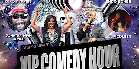 Celebrity Charity Comedy Showcase for Veterans tickets