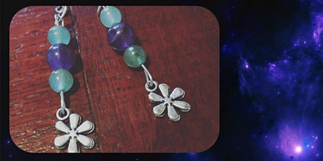 Crystal Connection and Earring Workshop tickets