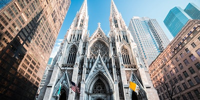 St Patricks Roman Catholic Cathedral on 5th Ave E