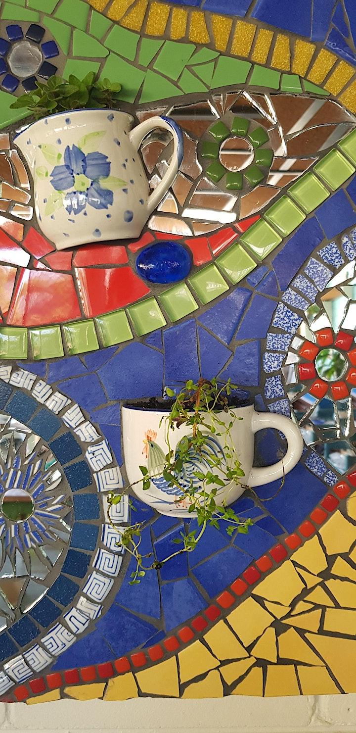 Mosaic workshops image