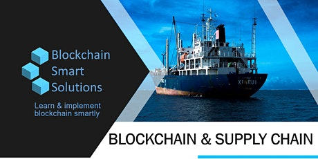 Blockchain and the Supply Chain Management | Webinar tickets