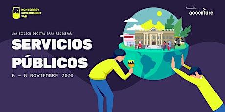 Monterrey Gov Jam entradas