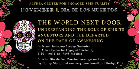 Althea Center's In-Person Sunday Gathering, Nov 1st. tickets