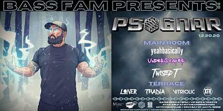 Bass Fam Presents: PSOGNAR at Myth Nightclub | Sunday, 12.20.20 tickets