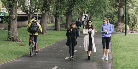 Mentor Walks Melbourne - Fresh Air Walk tickets