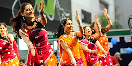 FREE Online Bollywood Dance Class with Jhoom Bollywood Dance Company tickets