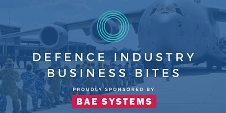 Defence Industry Business Bites | Cyber Update and Security 101 tickets