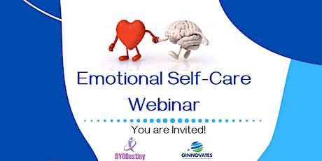 Bienestar Emocional Personal (Emotional Self -Care) boletos