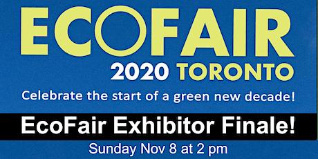 2020 EcoFair Exhibitor Finale tickets