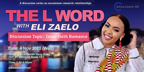 The L Word with Eli Zaelo tickets