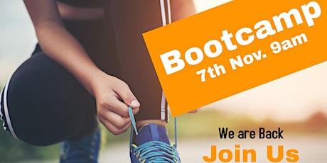 Fitness Bootcamp - $5 per class tickets