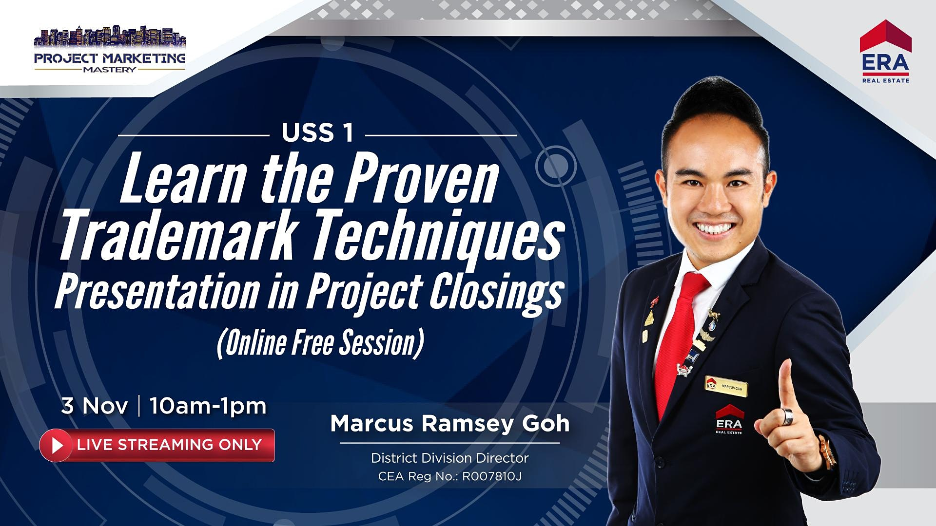 USS 1 : Project Marketing Mastery