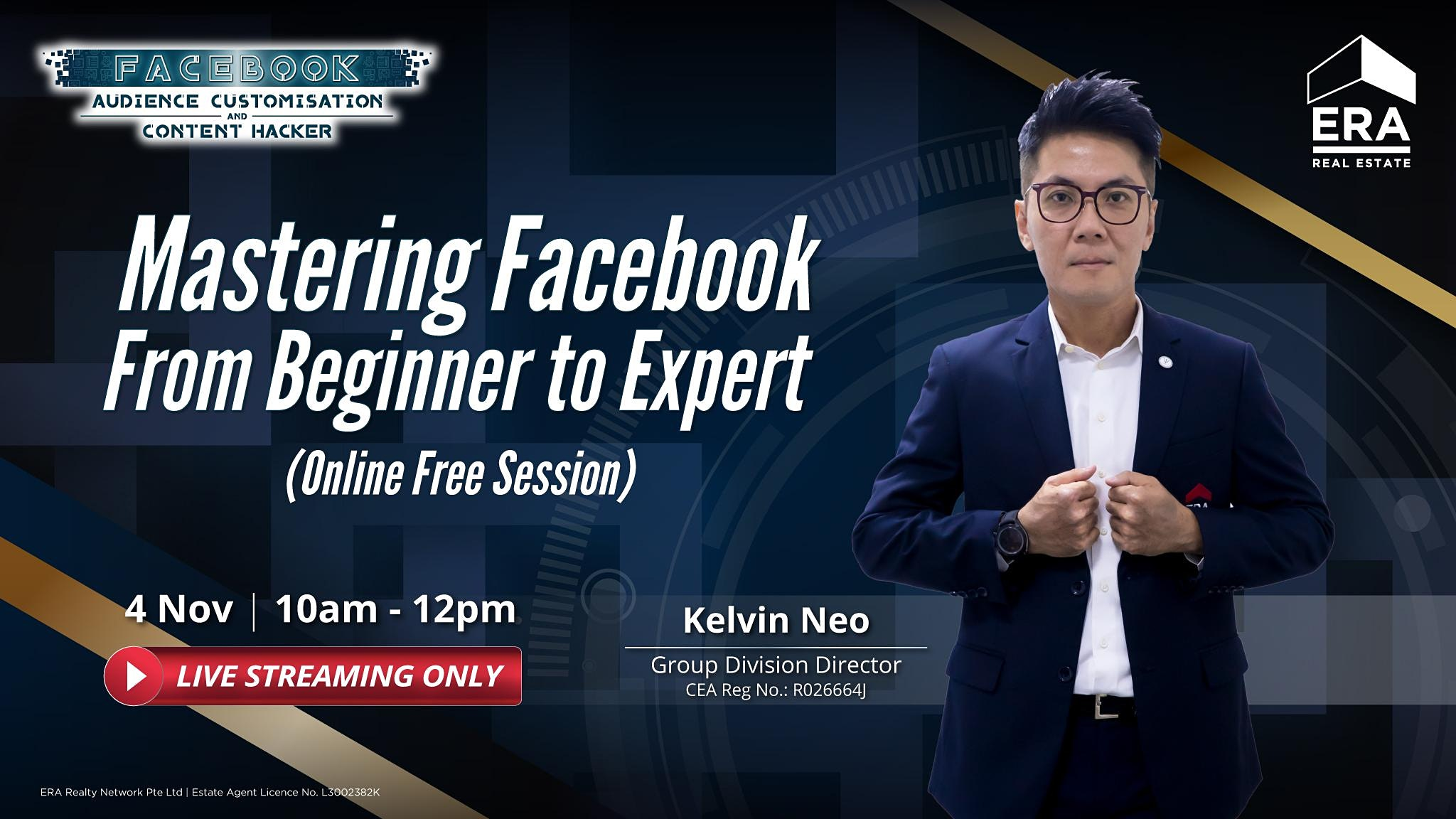 USM 2 : Mastering Facebook From Beginner To Expert