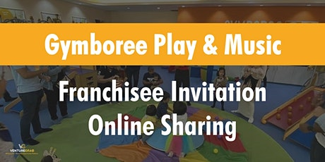 Gymboree Franchise Opportunity Online Sharing tickets