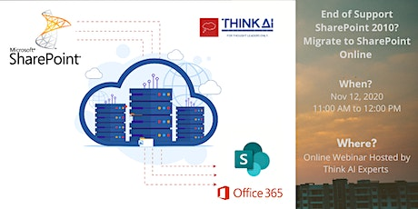 Migrate to SharePoint Online tickets