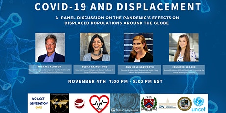 COVID-19 and Displacement Panel Event tickets
