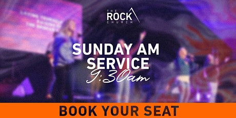 Sunday AM Family Service tickets