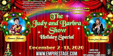 THE JUDY AND BARBRA SHOW - HOLIDAY SPECIAL tickets