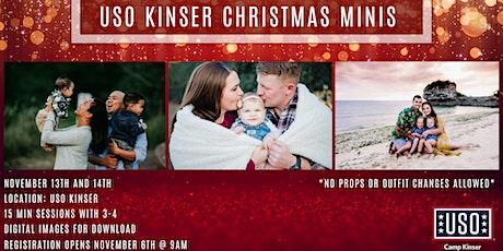 Christmas Mini Photo Session tickets