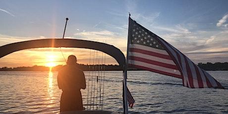 SeaKing Sunsets Bangs Lake 3 Hour Sunset Cruise nightly 8/15/21-10/2/21 tickets