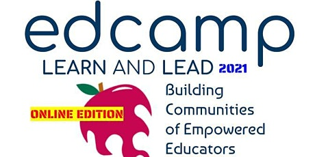 Edcamp Learn and Lead tickets
