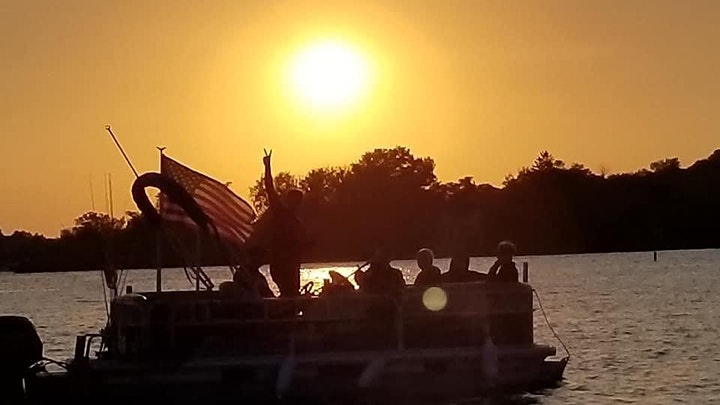 SeaKing Sunsets Fox River 3 Hour Sunset Cruise nightly 4/17/21-10/31/21 image