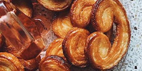 Online Baking Workshop - Puff Pastry Intensive Workshop! tickets