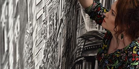 Workshop with artist Miriam Innes tickets