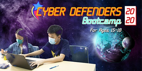 2Day CyberDefender(Cyber Security)Bootcamp | Ages15-18|930-630pm|28Nov&5Dec tickets