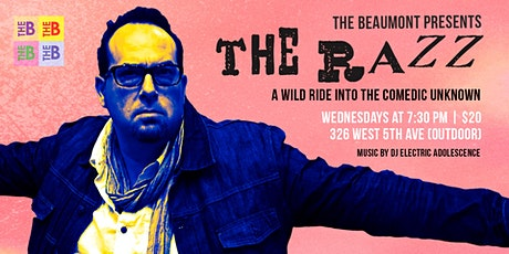 The Beaumont presents - The Razz w/ Ryan 'Razza' Harris tickets